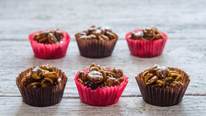 Resep Kue Coklat Corn Flakes Praktis untuk Lebaran, Hanya Butuh 4 Bahan