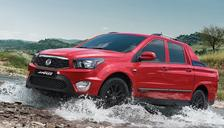 2017 Ssangyong Actyon Sports