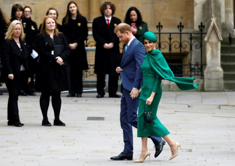 The crowds cheered them as they arrived at Westminster Abbey for their final public engagement as royals