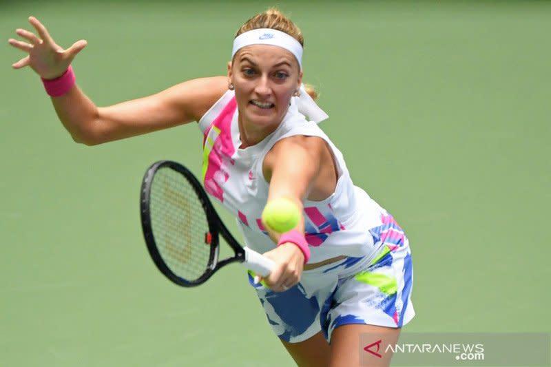 Kvitova ke perempat final French Open pertamanya dalam delapan tahun