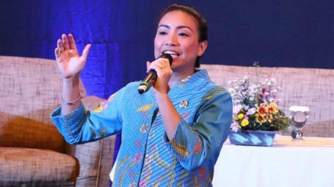 Maju Pilkada Tangsel, Rahayu Saraswati Sowan Ulama dan Aktivis Gereja