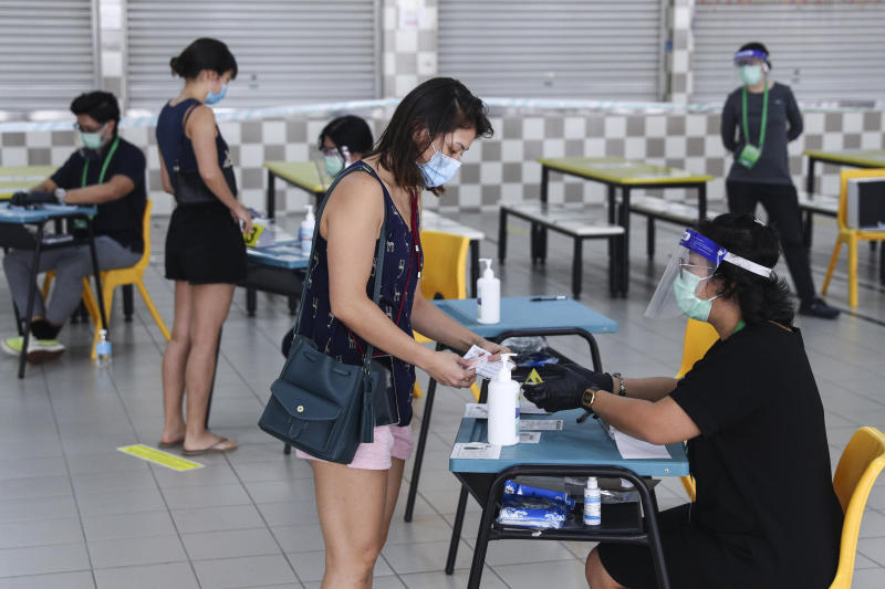 Singapore Elections