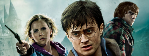 Afternoon Links: The People Have Chosen 'Harry Potter'