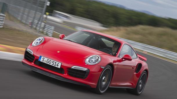 2014 Porsche 911 Turbo and Turbo S, fighting physics: Motoramic Drives