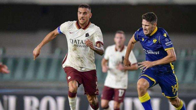 AS Roma Gagal Jinakkan Hellas Verona