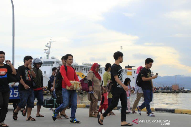 Dampak COVID-19, penumpang kapal di Nunukan turun hingga 50 persen
