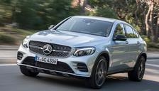 2018 M-Benz GLC Coupe
