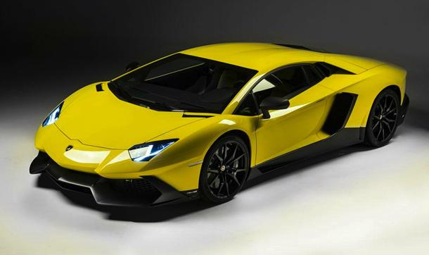 Lamborghini celebrates 50 years with amped up Aventador Anniversario