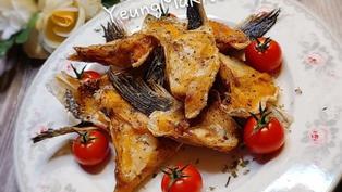 【氣炸鍋食譜】氣炸三文魚鮫