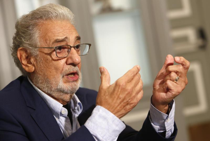 Sexual Misconduct Placido Domingo