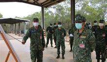 10軍團新兵接訓示範整備 確維任務周延