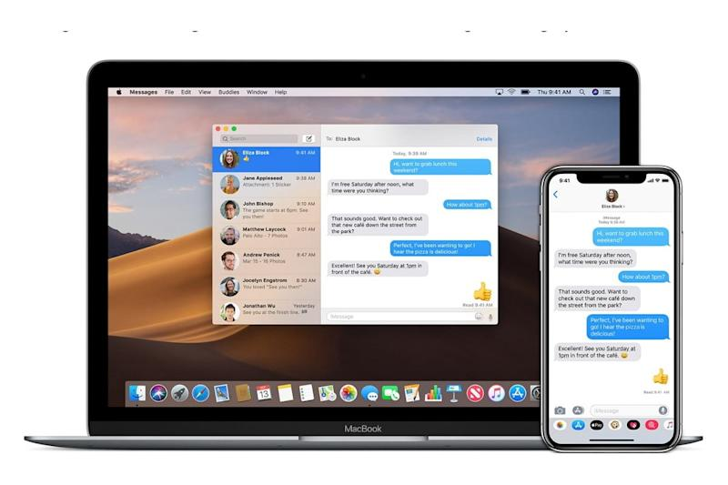Leaked iOS 14 code appears to reveal long-overdue upgrade for Messages on MacOS