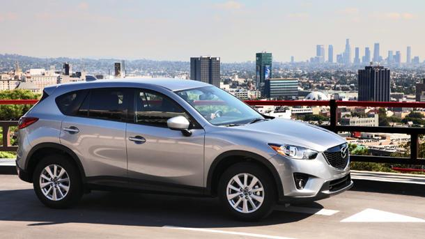 2014 Mazda CX-5, the Thin Mint of SUVs: Motoramic Drives