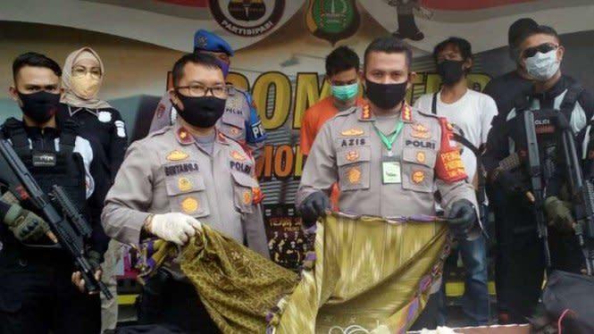 Sopir Taksi Online Lolos dari Jeratan Perampok Modus Sarung