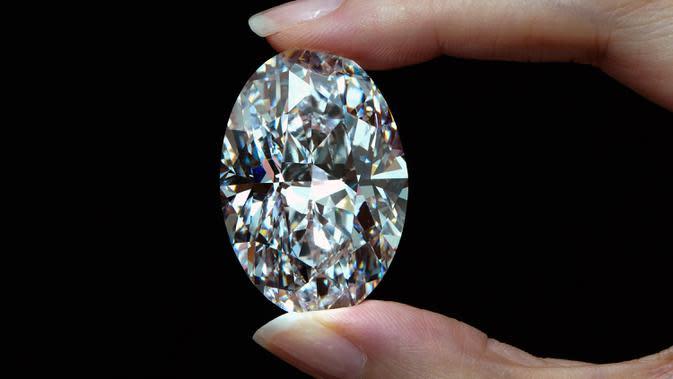 Berlian Langka Pecahkan Rekor Lelang Harga Termahal, Sentuh Rp 317 Miliar