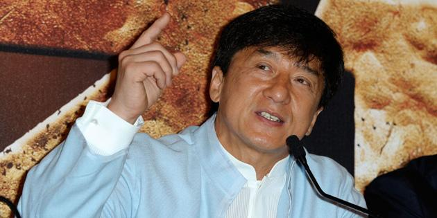 Jackie Chan announces he's quitting action films