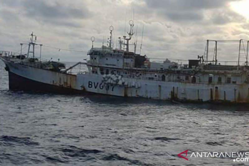 DFW usulkan moratorium, 1 lagi WNI pekerja kapal ikan China meninggal