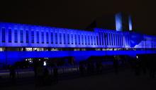【Yahoo論壇/廖曉佩】LUX Helsinki – 赫爾辛基燈光藝術節冬夜登場