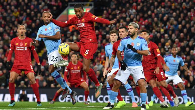 UEFA Bakal Cari Jalan agar Liverpool Bisa Juara Premier League 2019/2020