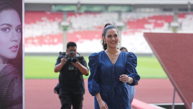 Raisa (Adrian Putra/Fimela.com)
