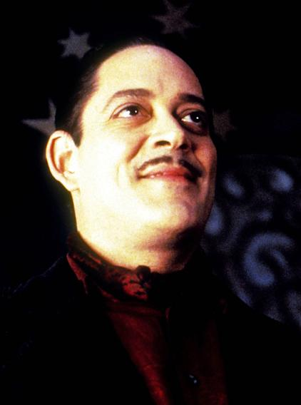 Mustache Gallery Raul Julia The Addams Family