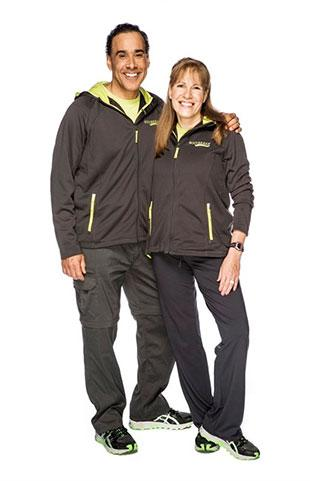 'Body Break' couple Hal Johnson and Joanne McLeod to compete on 'The Amazing Race Canada'
