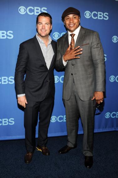 CBS 2013 Upfront Presentation