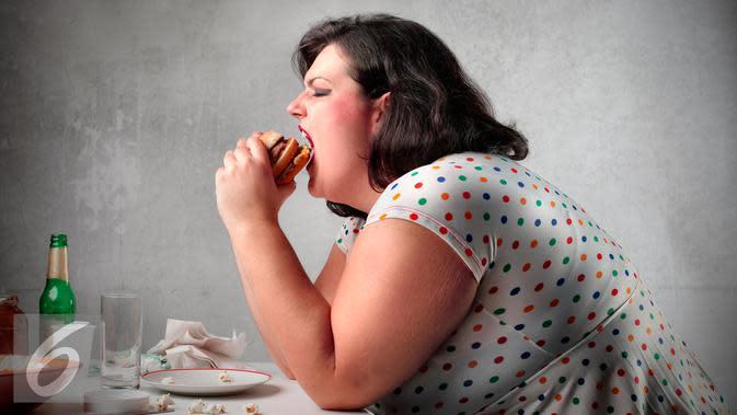 Obesitas (iStockphoto)