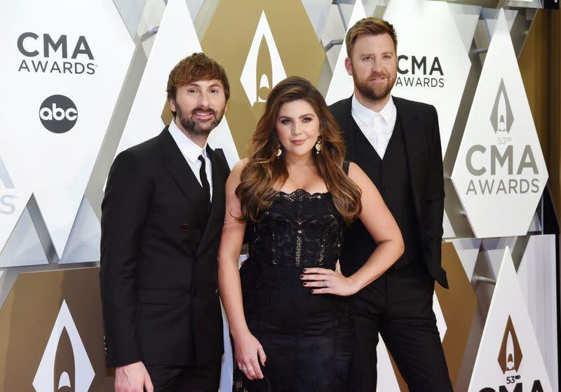 Grup musik country Lady Antebellum ganti nama untuk menghilangkan asosiasi dengan perbudakan