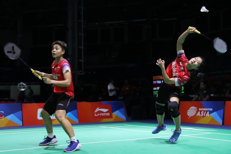 BATC 2020, tim putri Indonesia kalah dari Thailand 2-3