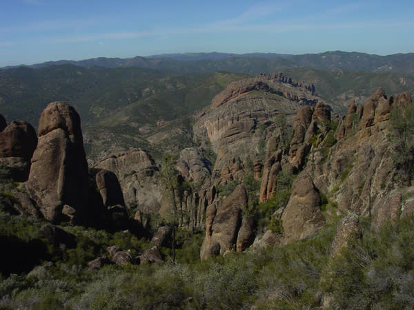 Pinnacles National Park: what makes it stand out