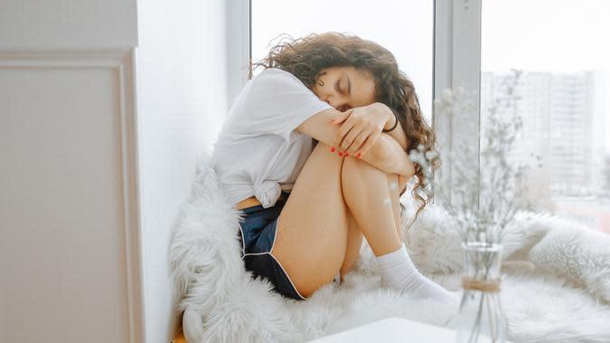 Ilustrasi Menstruasi (Photo by Polina Zimmerman from Pexels)