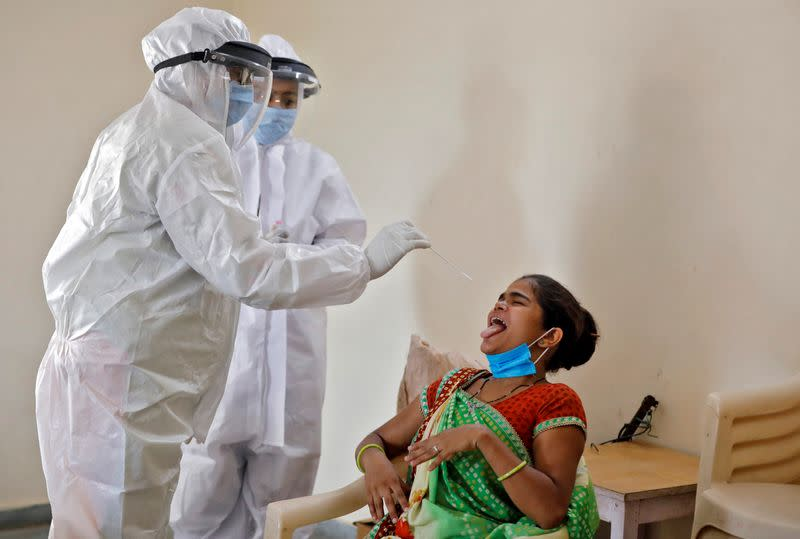 Coronavirus cases in India cross 500,000 as big cities reel from surge