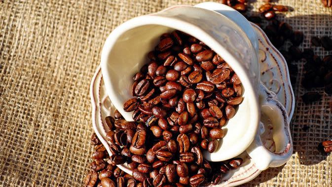Ilustrasi kopi (dok. Pixabay.com/Putu Elmira)