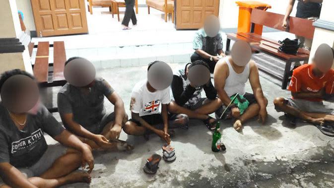 Mengejar Peruntungan dari Tulang Kaki Sapi, 7 Warga Manado Diciduk Polisi