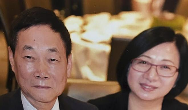 Chan Chun-ming and his wife Chow Lai-ha have known each other for 50 years and been married for 42 of them. Photo: Handout