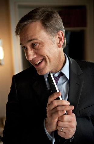 Christoph Waltz Talks About 'Carnage' and Roman Polanski