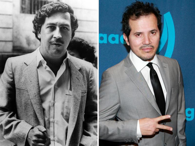 How John Leguizamo Bet (Big!) On Himself to Play Pablo Escobar
