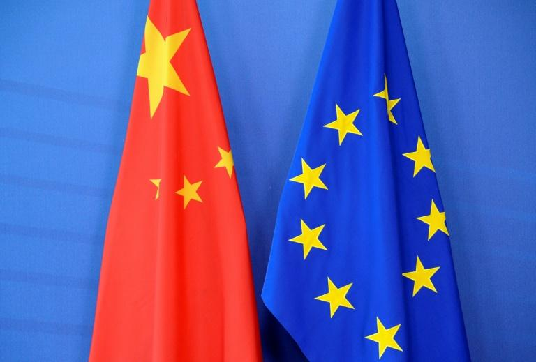 China cosies up to EU as US tensions high