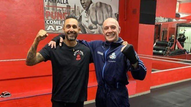 McGregor Gelar Latihan Misterius di Italia, Persiapan Lawan Pacquiao