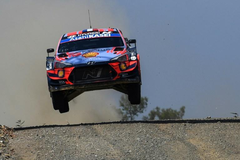 Tanak crashes out of Turkey Rally as Neuville takes charge