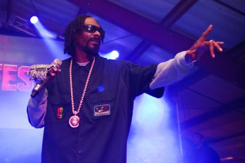 Snoop Lion and Major Lazer Host Raucous Bash in Austin
