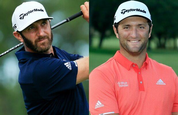 OMG, Look at These Putts Dustin Johnson and Jon Rahm Made at the BMW Championship (Videos)