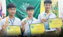 泰國學霸三胞胎兄弟 獲知名大學醫學系錄取爆紅