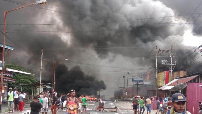 Polri: Kehadiran Puluhan SSK di Papua untuk Menjamin Keamanan