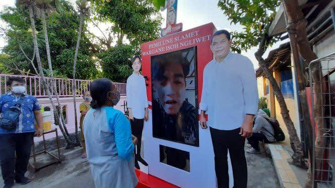 Gibran Tambah Virtual Box untuk Kampanye, Megawati pun Bisa Pakai