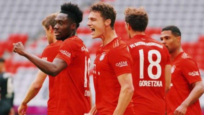 Tatap Final Liga Champions, Bayern Masa Bodoh Ancaman Neymar-Mbappe