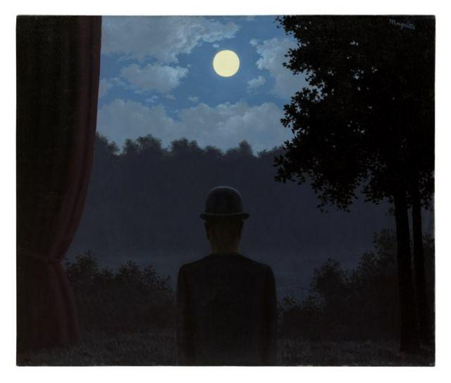 René Magritte masterpiece offered at Christie's for first time