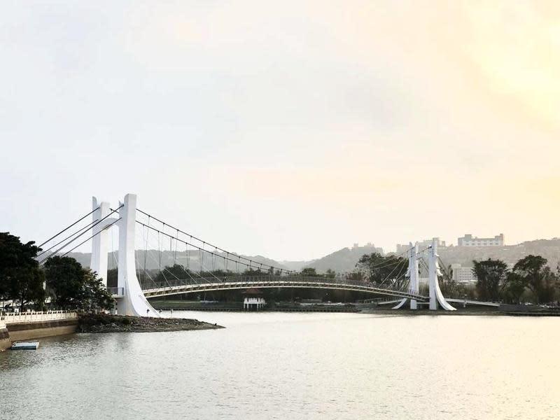 龍潭觀光吊橋