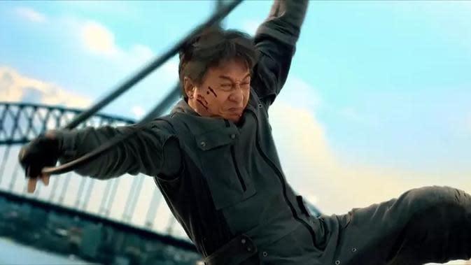 Jackie Chan sebagai Inspektur Lin. (Foto: Perfect Village Entertainment/ IMDB)